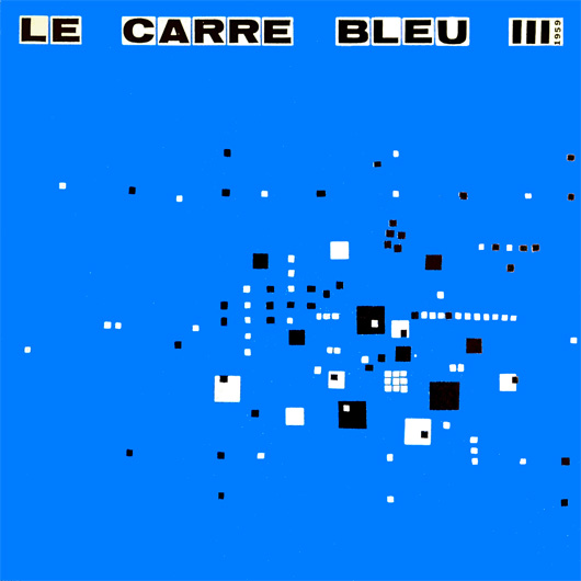 le carr bleu feuille internationale d architecture